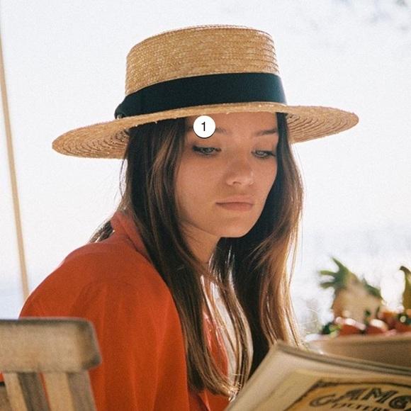 05a7eb387cb86 Lack of Color Spencer Boater Hat